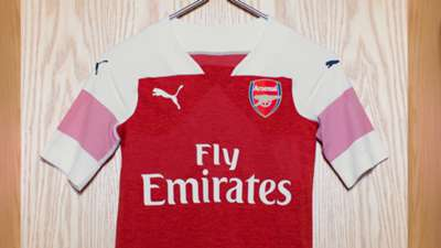 Arsenal Shirt 2018-19