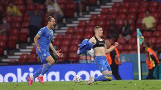 Artem Dovbyk Ukraine Euro 2020