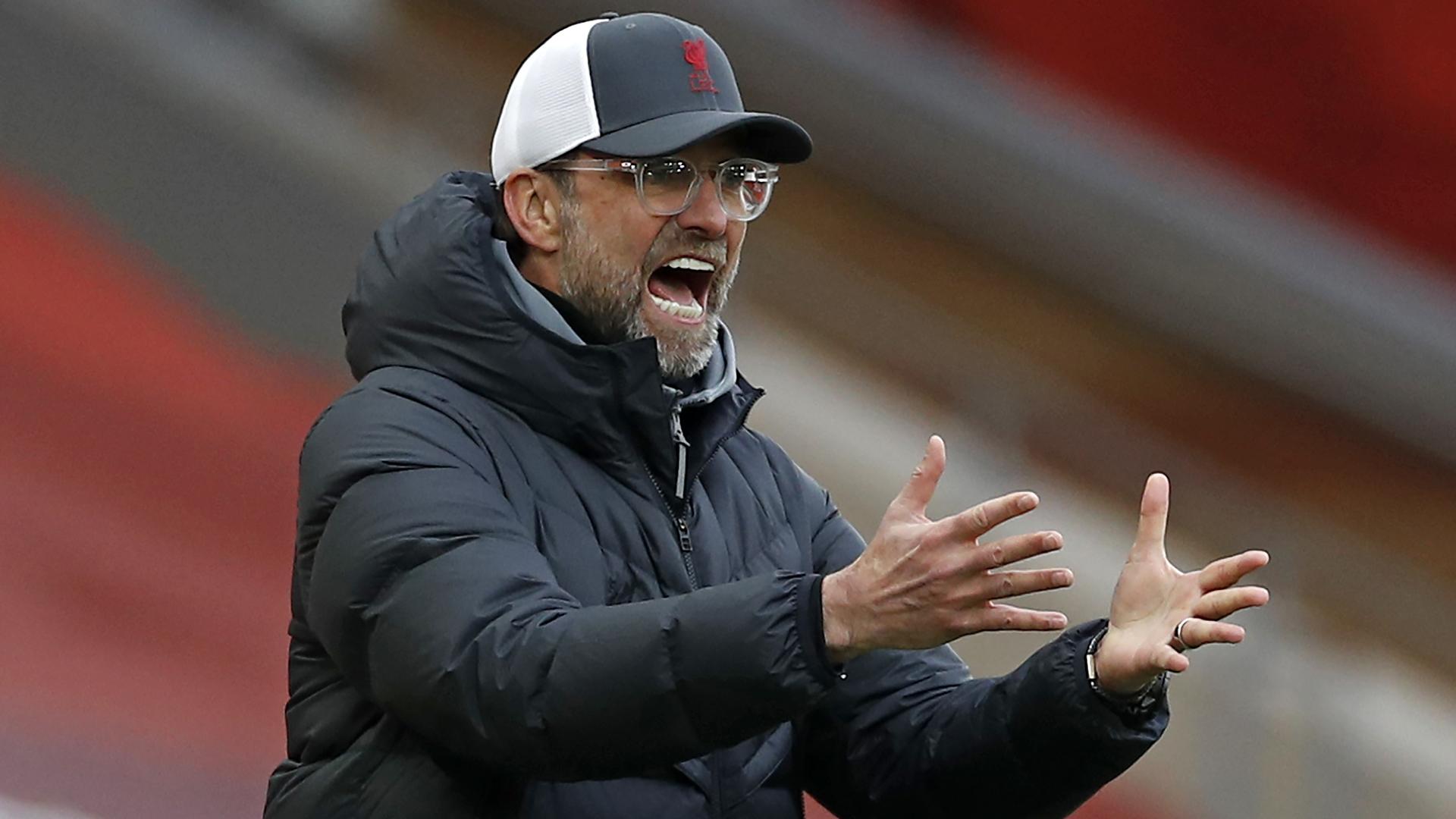 Klopp makes Van Dijk selection admission ahead of Liverpool's season opener against Norwich