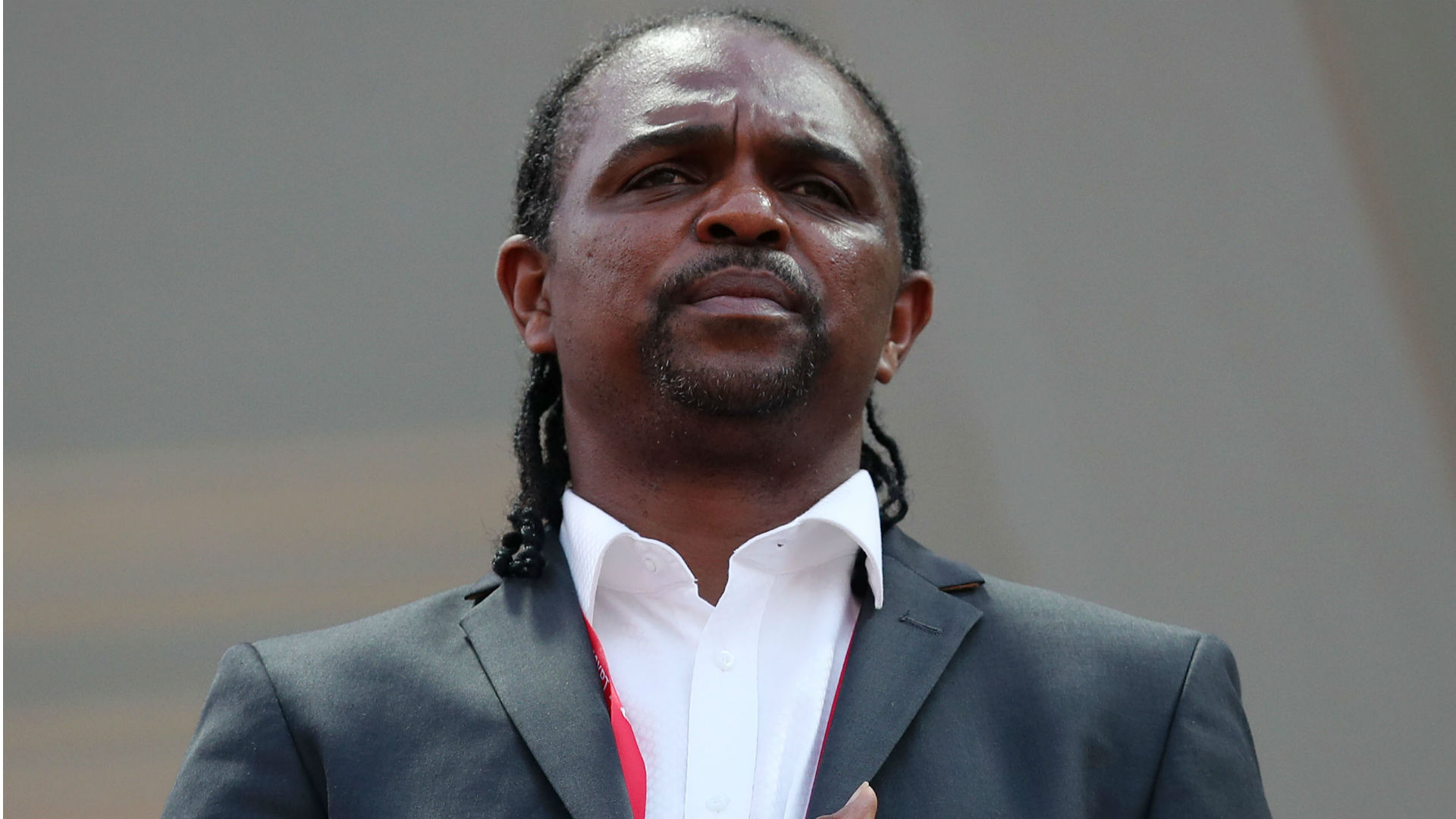 'Covid-19 is real' - Nigeria and Arsenal legend Kanu spreads awareness