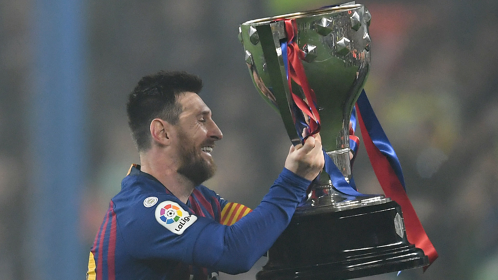 Barcelona captain Lionel Messi: Why I'm not a typical goalscorer
