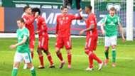 FC Bayern Lewandowski Werder Bremen 0321