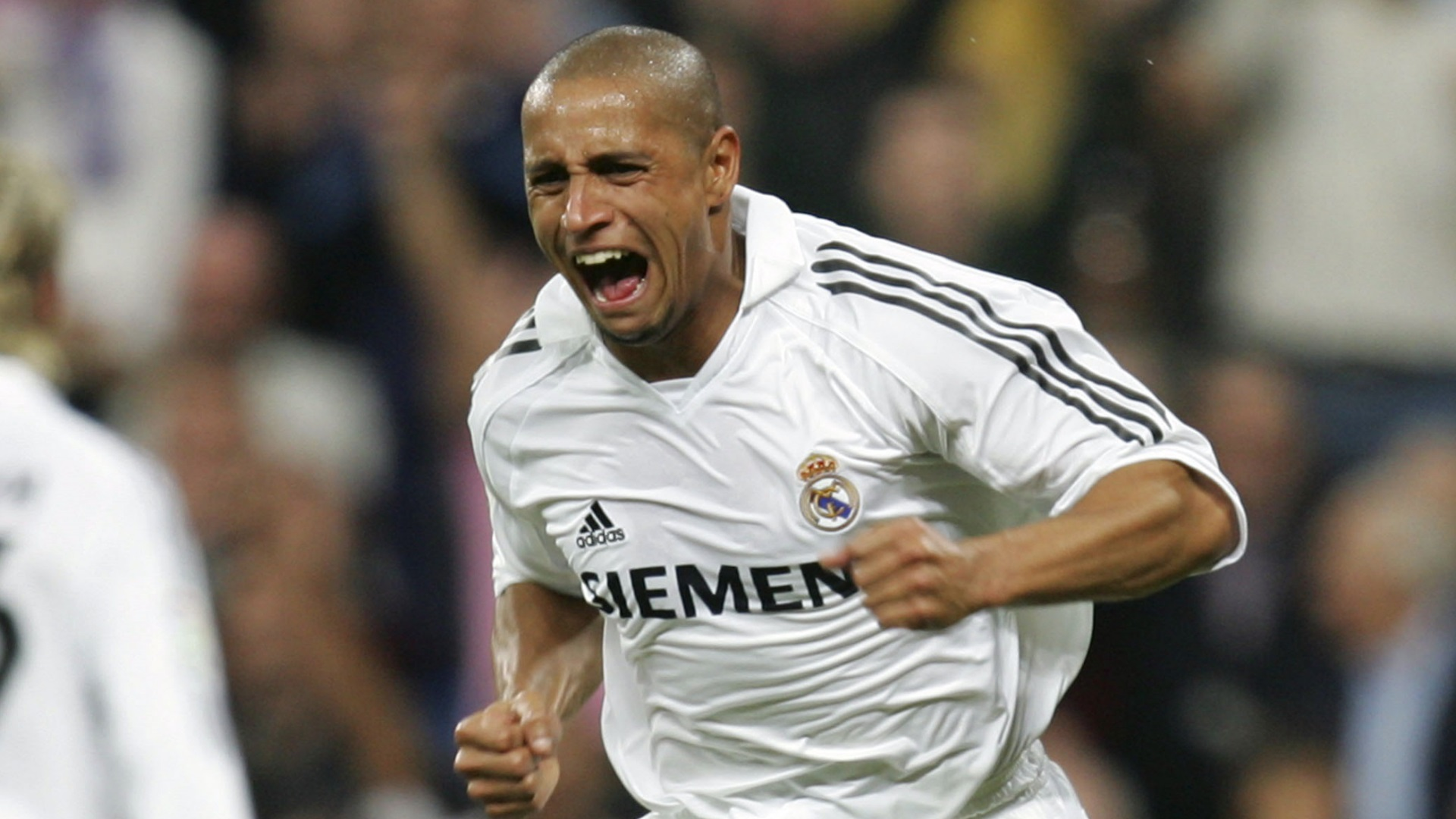 """Roberto Carlos a quitté l'Inter """"en 10 minutes"""" pour aller au Real Madrid"""