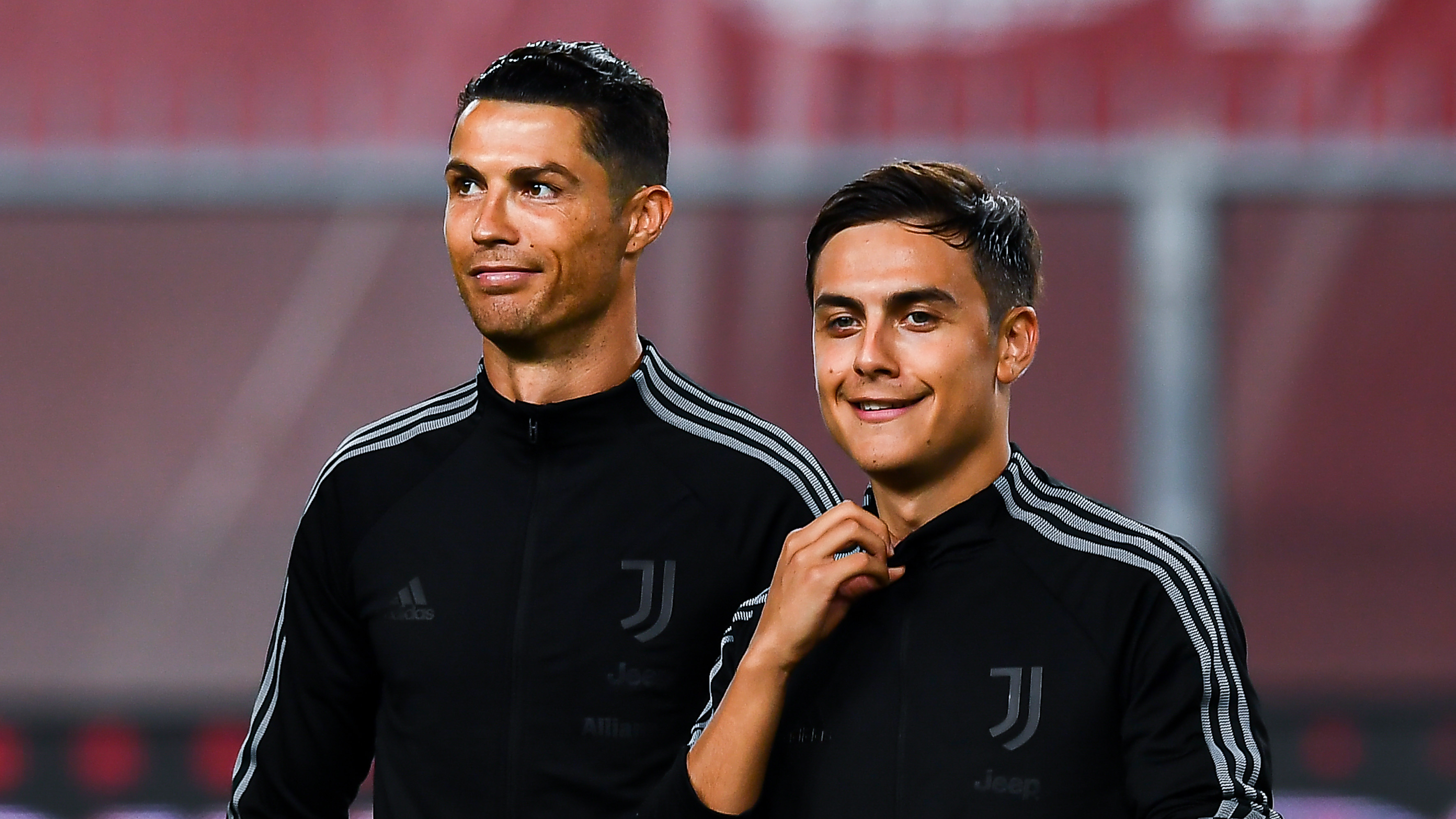 Something Has Changed Ronaldo And Dybala Working Better Together Admits Sarri Goal Com