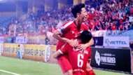 Bui Tien Dung Vu Minh Tuan Viettel FC V.League 2019