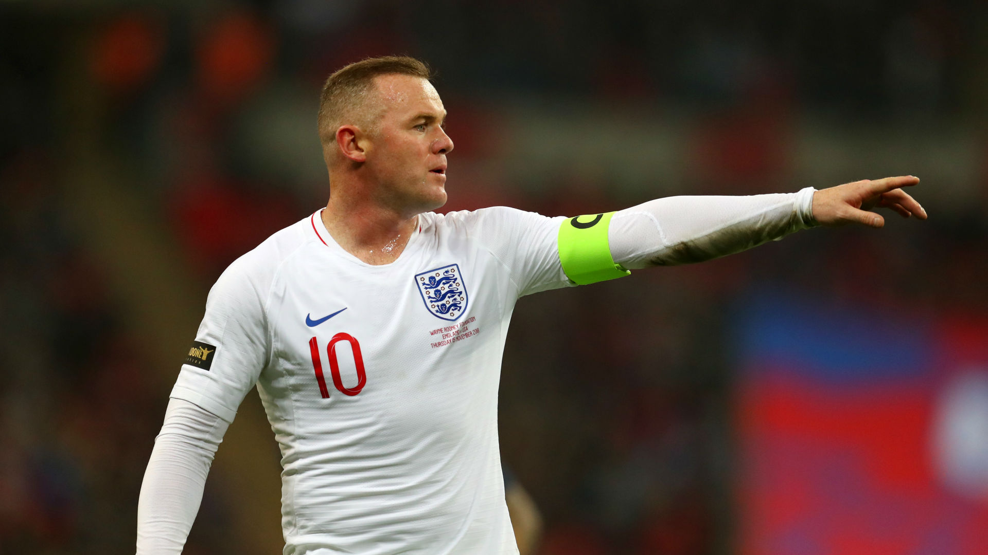 Rooney to manage England at Soccer Aid with Evra and Toure confirmed as  players | Goal.com