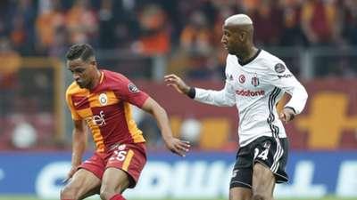 Fernando Reges Anderson Talisca Galatasaray Besiktas 4292018