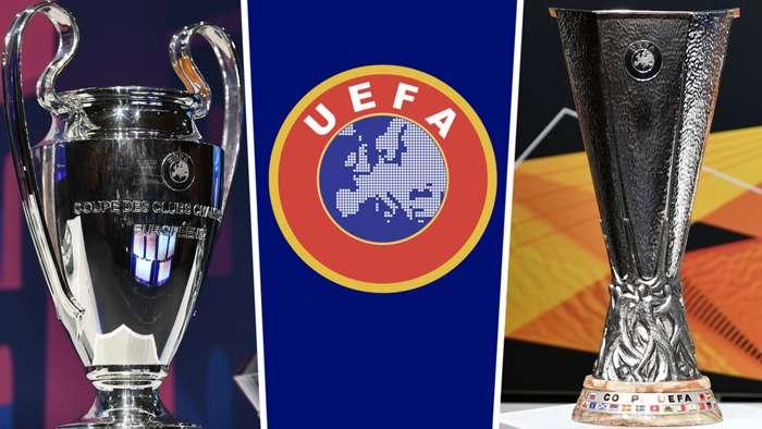 Champions League Europa League UEFA