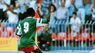 World Cup Roger Milla