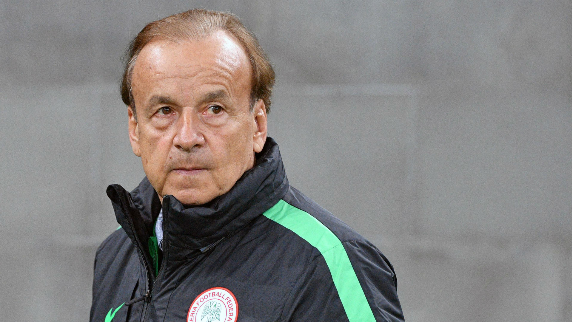 Rohr: New players won't be invited for Super Eagles' Afcon qualifiers