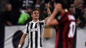 Dybala Juventus Milan