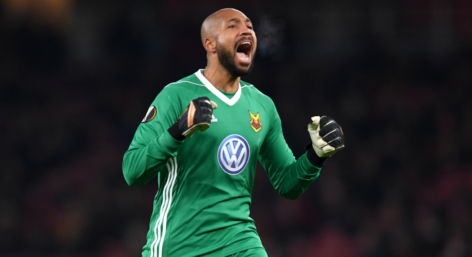 Swedish referee banned for offensive remarks against Guinea goalkeeper Aly Keita