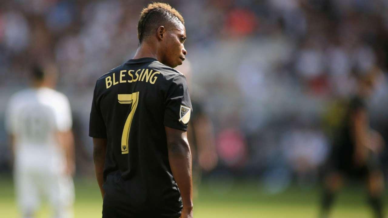 Latif Blessing LAFC