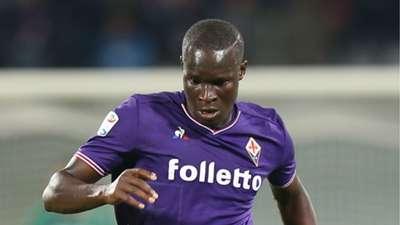 Khouma Babacar, Fiorentina, Serie A, 24092017