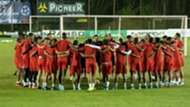 Costa Rica training session 11162019