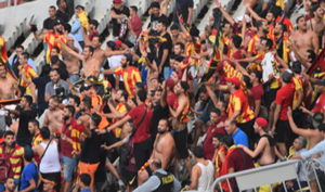 Esperance Tunis fans - by: mahmoud maher