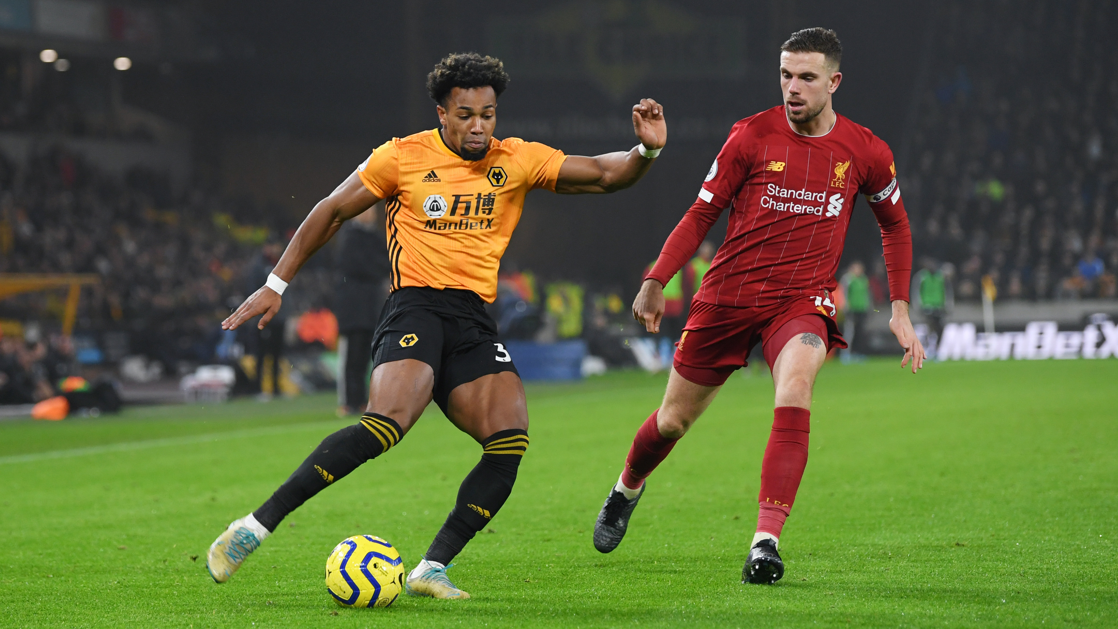 'Traore is unplayable' – Liverpool boss Klopp in awe of Wolves winger