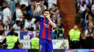 Lionel Messi Real Madrid Barcelona LaLiga 23042017