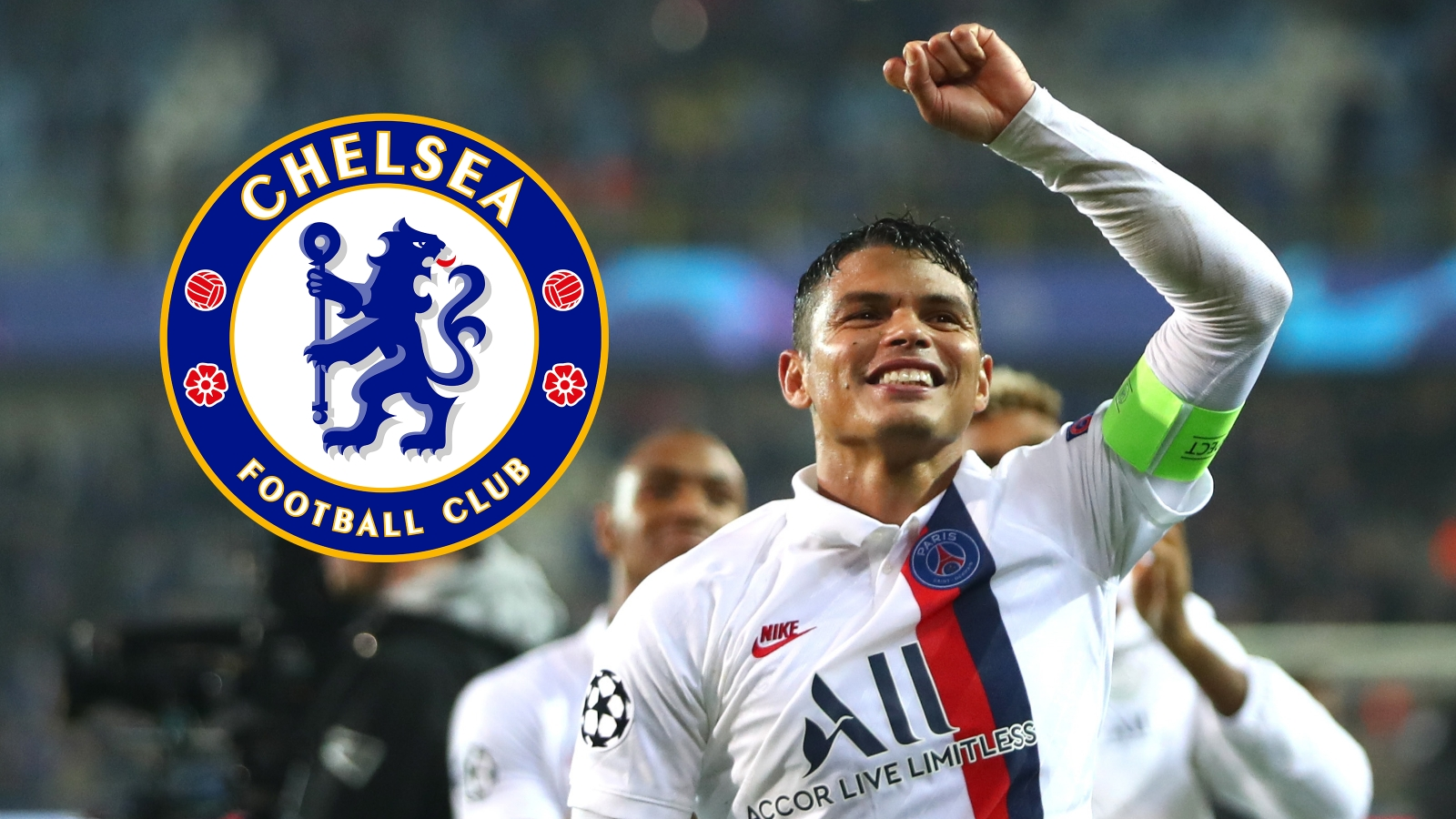 'Thiago Silva will bring experience & leadership to Chelsea' - Giroud backs ex-PSG star to 'adapt very quickly' to the Premier League