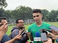 Nadeo Argawinata - Timnas Indonesia U-22