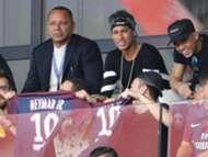 Neymar Jr és Neymar Sr