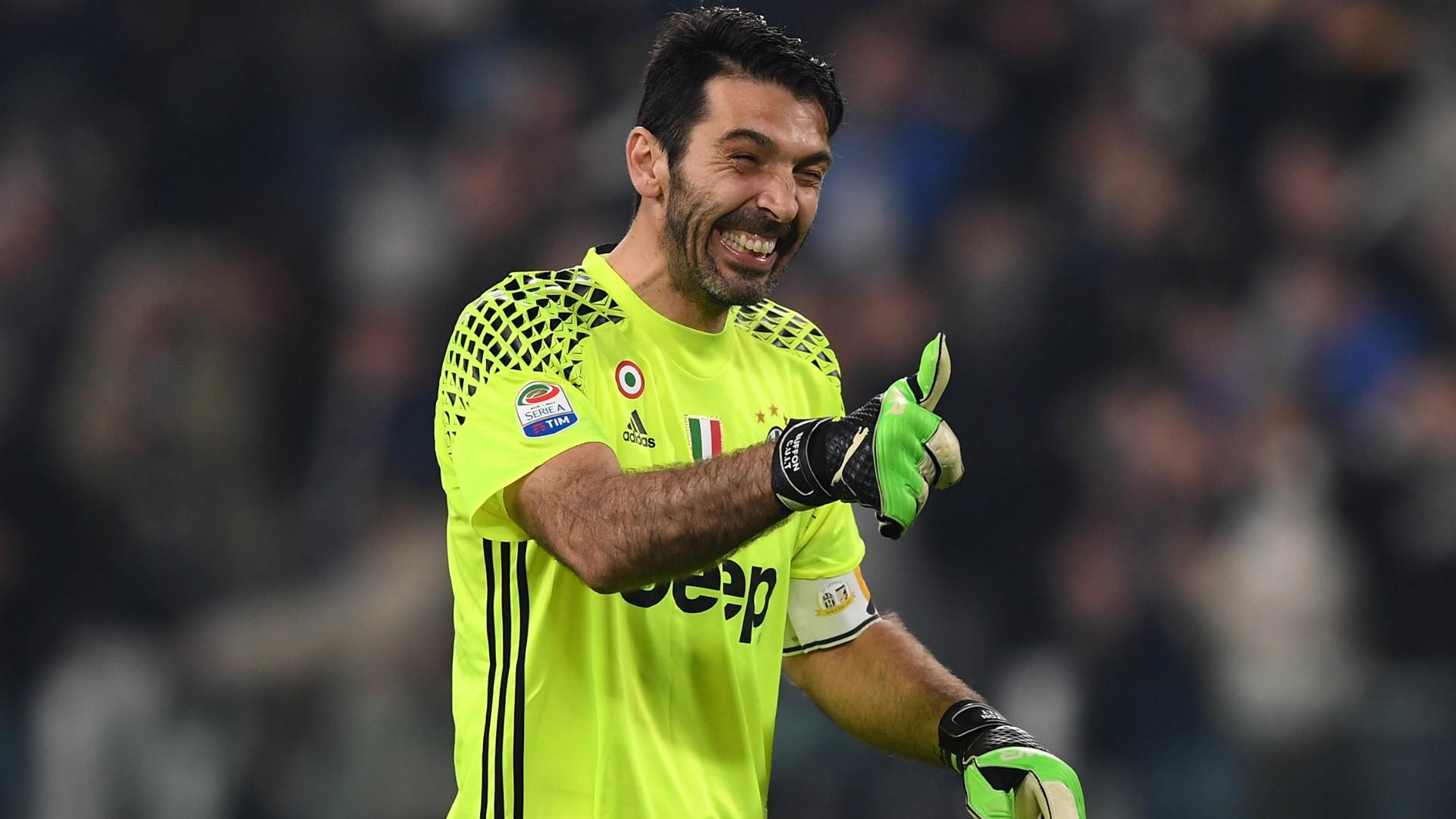 Gianluigi Buffon Juventus Serie A