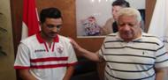 إبراهيم حسن - مرتضى منصور