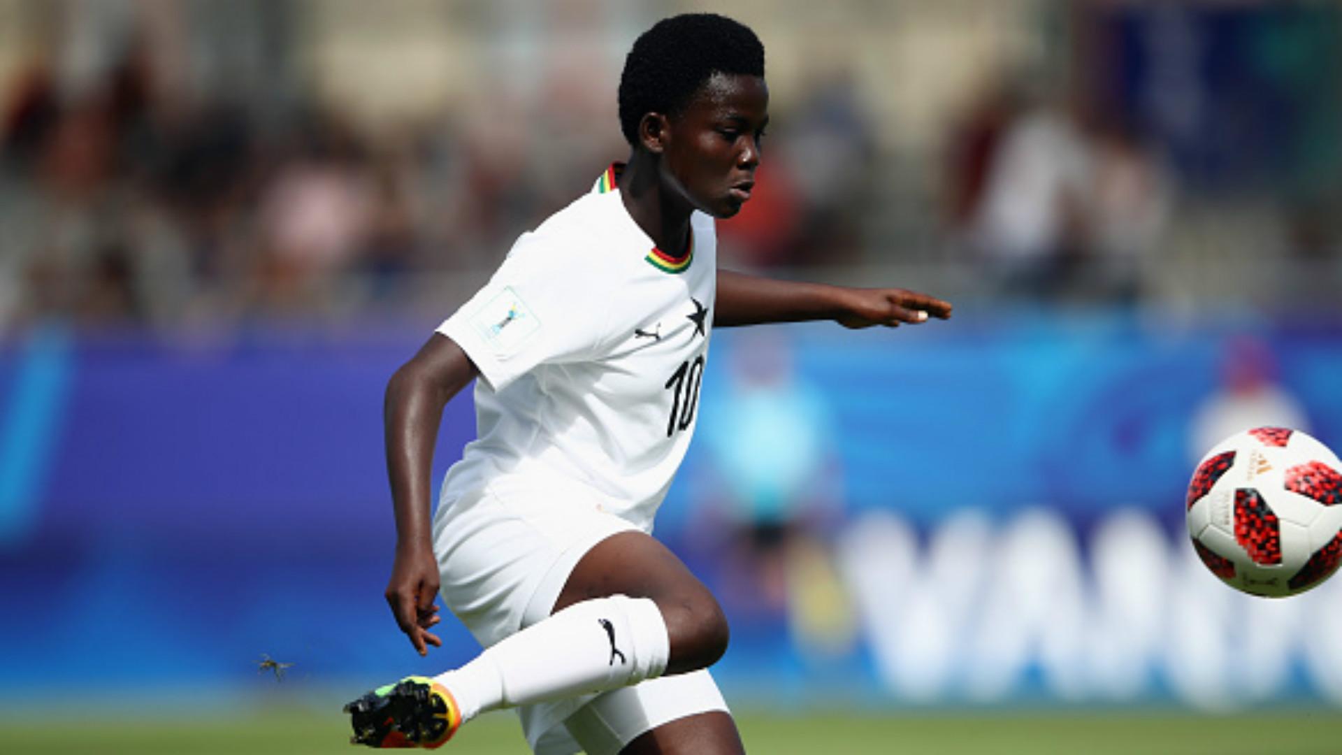 Abambila: Ghana midfielder joins Adubea at Sporting Huelva