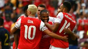 Alexandre Lacazette Arsenal Real Madrid ICC 2019