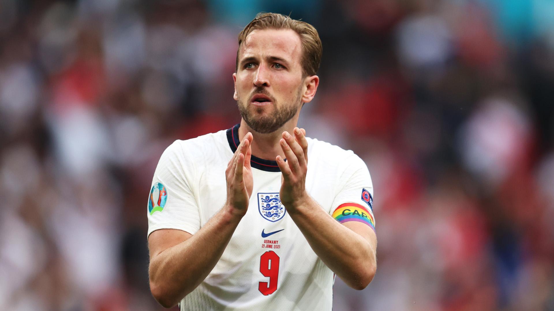 LIVE: England vs Denmark