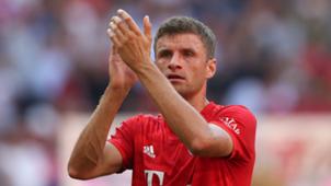 Thomas Muller Bayern 2019-20