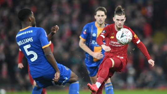 ¡Impresionante! El Liverpool presenta el once más joven de sus 127 años de historia | Goal.com