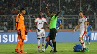 Gurpreet Singh FC Goa Bengaluru FC ISL 4 11302017