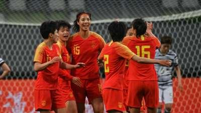 China Women 2021