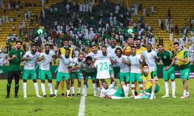 saudi national team
