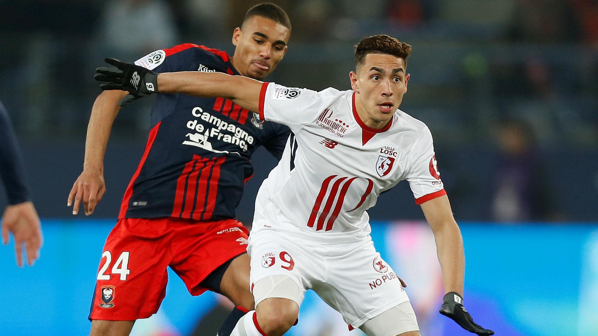 Djiku's woeful Strasbourg Ligue 1 run continues against Lille