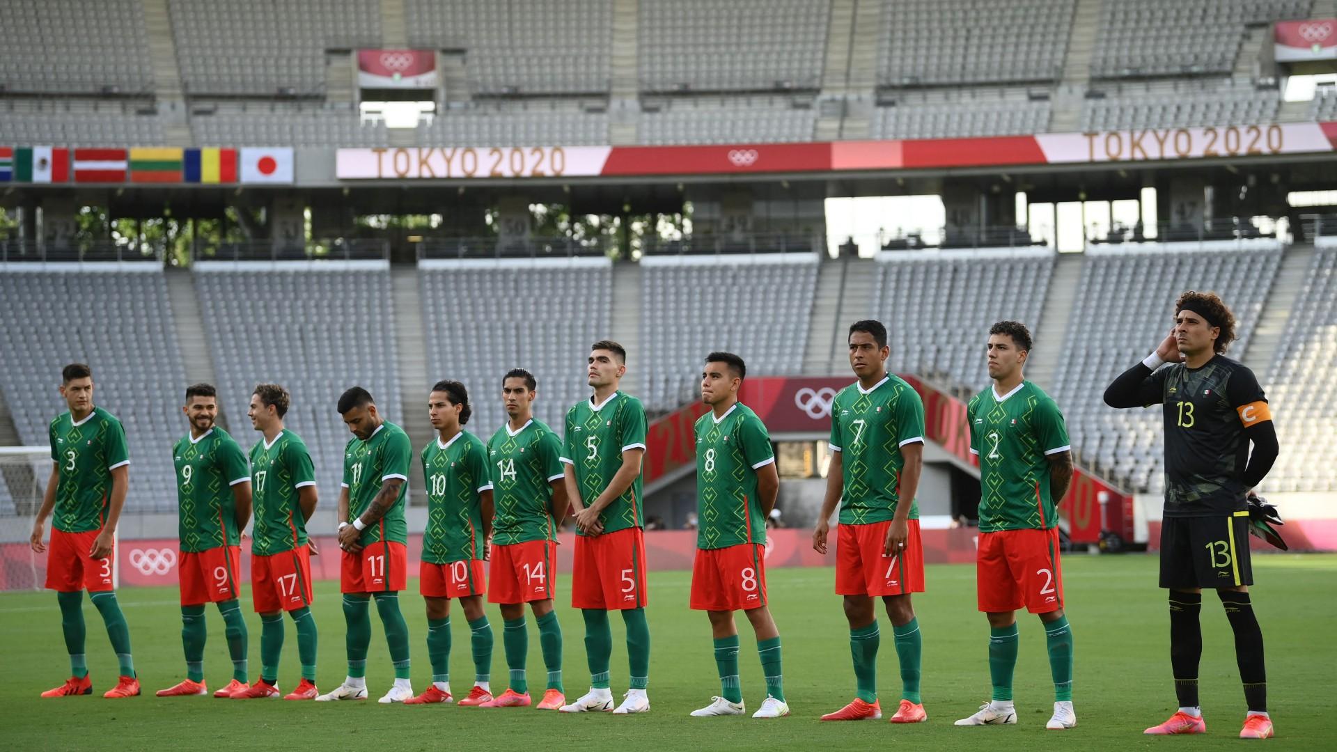 A qué hora juega México Sub23? Horario vs Japón en los Juegos Olímpicos   Goal.com