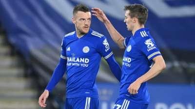 Jamie Vardy Leicester 2021
