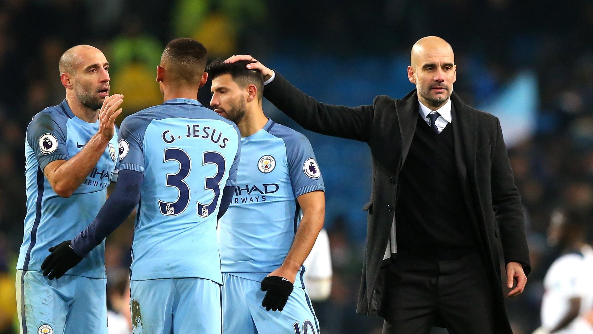 Agenda Pramusim 2017 Manchester City