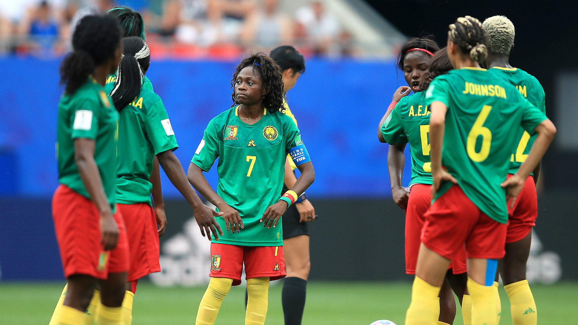 Three years in a lifetime is long - Nchout berates 2020 Africa Women's Cup of Nations cancellation
