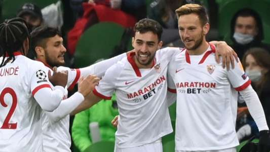 El resumen del Krasnodar vs. Sevilla de la Champions League 2020-2021: vídeo, goles y estadísticas | Goal.com