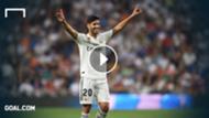 GFX Marco Asensio Real Madrid LaLiga 22092018