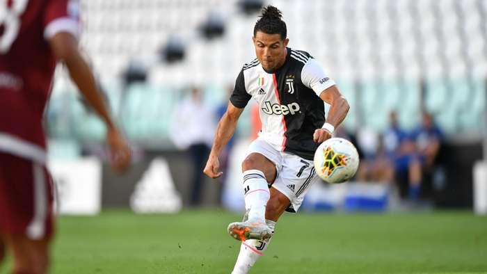 Cristiano Ronaldo Juventus Torino Serie A