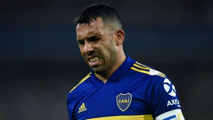 Carlos Tevez Boca Juniors 2020