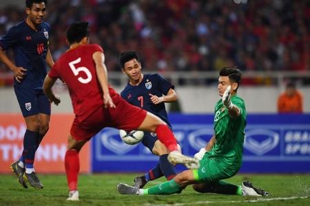 Báo Thái tiếc nuối khi đội nhà không thể có 3 điểm trước ĐT Việt Nam | Goal.com
