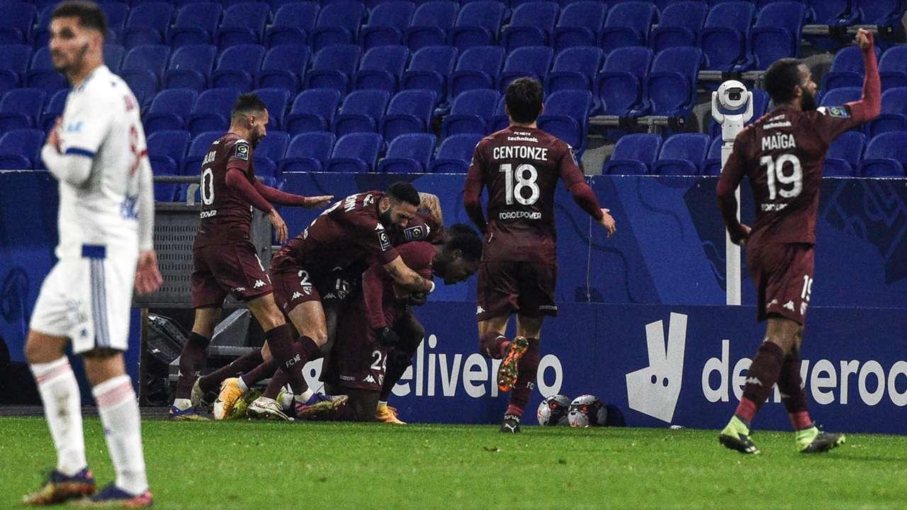 Aaron Leya Iseka Lyon Metz Ligue 1 17012021