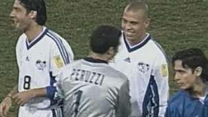 Italia-Resto del Mondo 1998