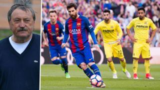 Panenka Lionel Messi