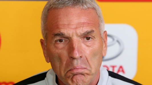 Mamelodi Sundowns coach Mosimane's noise shows he is scared of Kaizer Chiefs - Middendorp
