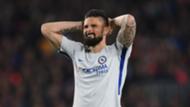 Olivier Giroud Chelsea Barcelona Champions League 2017-18